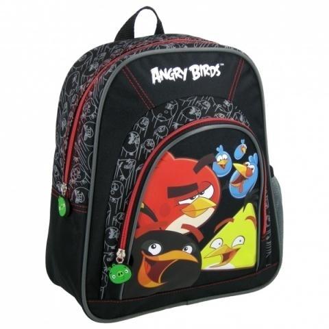 Plecak szkolowycieczkowy Angry Birds 12/10