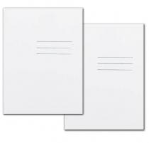 Skoroszyt papierowy z listwą A4  350g biały