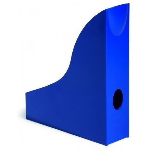 Pojemnik na czasopisma Basic A4 niebieski Durable