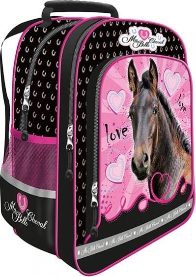 Plecak szkolny My Little Friend seria Koń