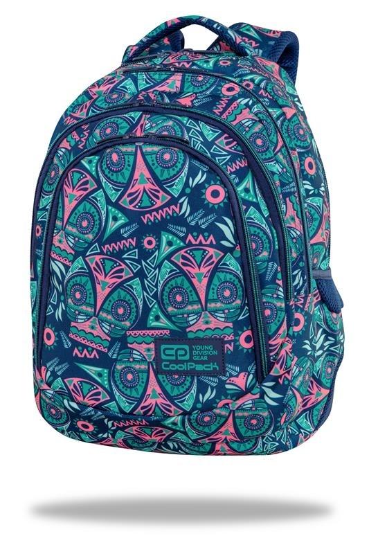 Plecak młodzieżowy Coolpack Aztec Green