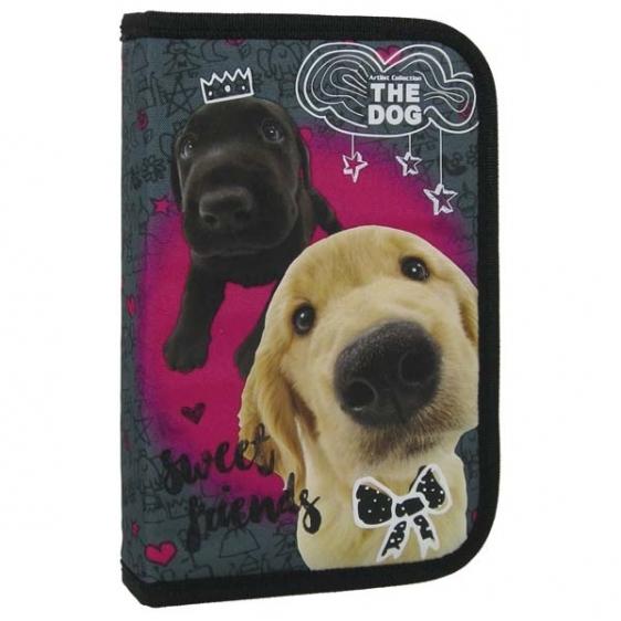 Piórnik jednokomorowy bez wyposażenia The Dog 31