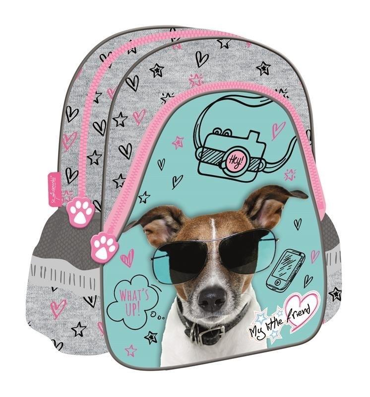 Plecak szkolno-wycieczkowy Dog St.Majewski