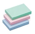 Notes samoprzylepny 51 x 38mm  pastel różowy TRES