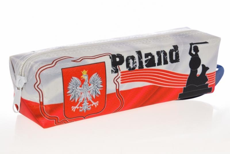 Piórnik jednokomorow Flaga Polsla WAR485