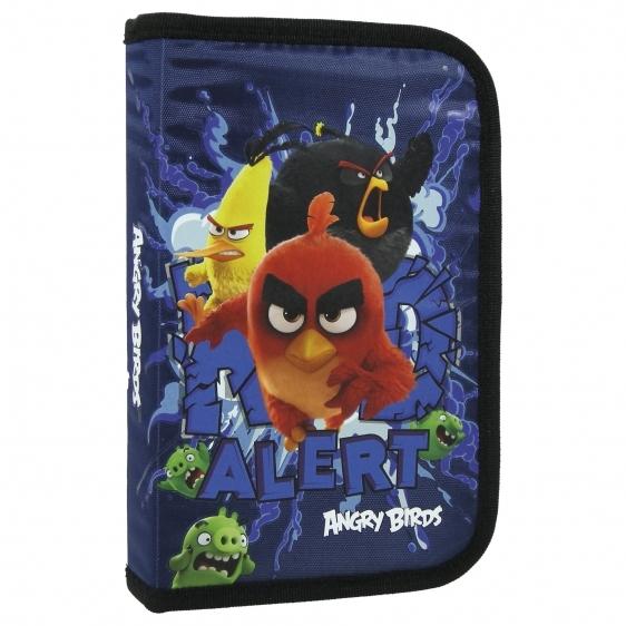 Piórnik jednokomorowy bez wyposażenia Angry Birds 13