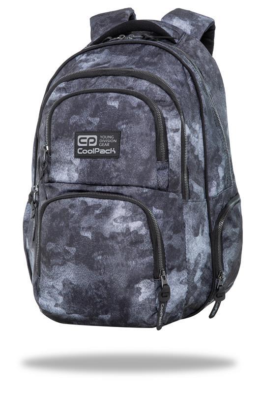 Plecak młodzieżowy Coolpack Aero Foggy Grey