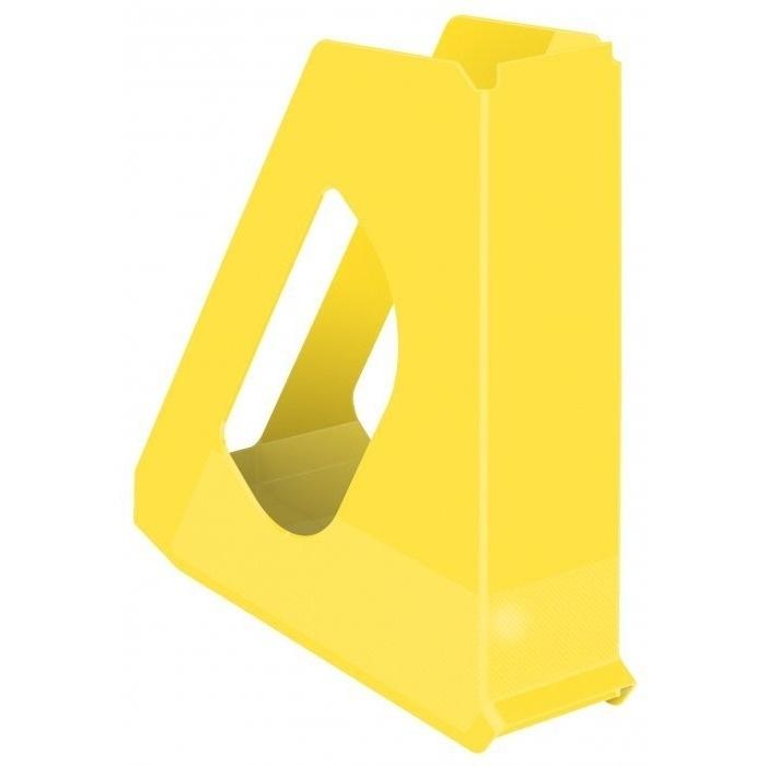 Pojemnik na dokumenty Europost żółty 70mm Esselte