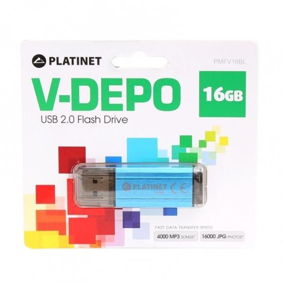 Pendrive X-DEPO 16 GB czarny