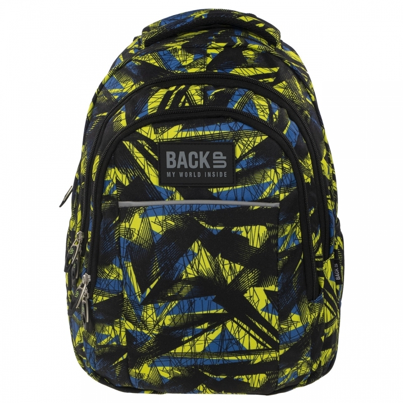 Plecak szkolny młodzieżowy BackUP model H29