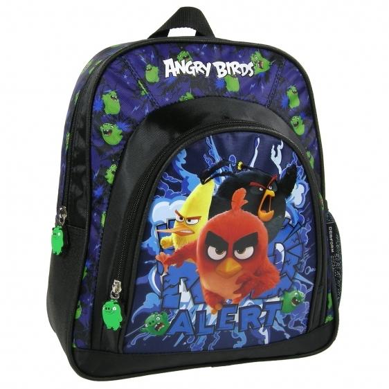 Plecak szkolnowycieczkowy Angry Birds 12/13 Derform