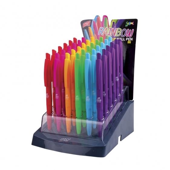 Długopis automatyczny EASY RAINBOW 1,0 mm