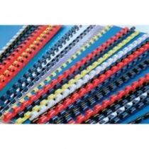 Grzbiety do bindowania plastikowe 10 mm