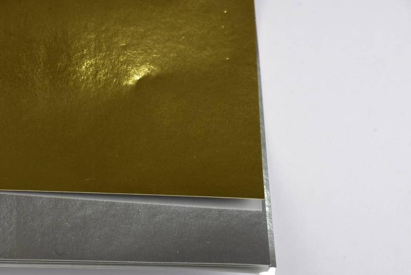 Wycinanka samoprzylepna A4 Gold&Silver