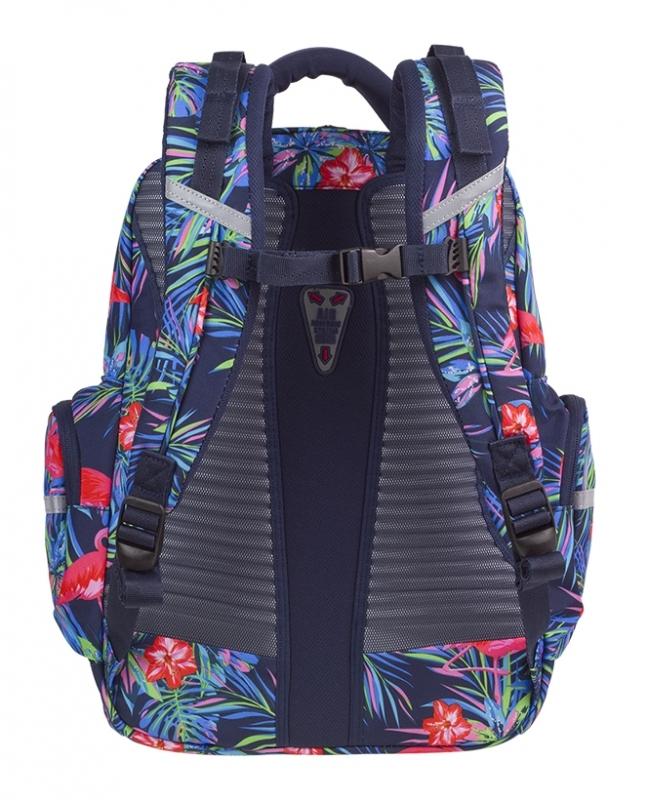 Plecak młodzieżowy Coolpack Brick Pink Flamingo A479