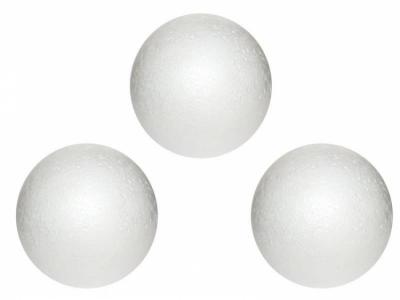 Kula styropianowa 120 mm